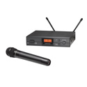 Audio-Technica ATW-2120BD 2000 Series ATW-2120 Wireless Handheld Microphone System (BD: 656.125-678.500 MHz)