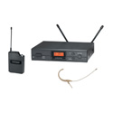 Audio-Technica ATW-2192BI-TH 2000 Series ATW-2192 Wireless Headworn Microphone System (BI: 487.125-506.500 MHz)