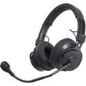 Audio-Technica BPHS2 Broadcast Stereo Headset with Hypercardioid Dynamic Boom Microphone