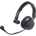 Audio-Technica BPHS2C Single-ear Broadcast Headset with Hypercardioid Dynamic Boom Microphone
