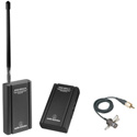 Audio-Technica PRO 88W Unidirectional Wireless Lavalier System 179.400-180.600