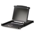 ATEN CL1000M 17 Inch LCD Integrated Console