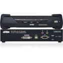 ATEN KE6900KIT01 KE6900T/ KE6900R DVI Single Display IP KVM Receiver & Transmitter Kit