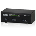 ATEN VS0201 2-Port VGA/Audio Switch with RS232