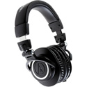 Audio-Technica ATH-M50X Closed-Back Dynamic Monitor Headphones - White