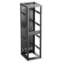 Atlas 544-25 Stand Alone or Gangable Rack 25in Deep - 44RU