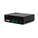 Atlona AT-DVIRX-RSNET HDBaseT DVI w/Ethernet RS-232 & IR Over 1 CAT5e/6/7 - Rx