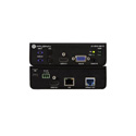 Atlona AT-HDVS-200-TX 3x1 HDBaseT Switcher for HDMI and VGA Inputs with Automatic Display Control