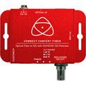 Atomos Connect Convert Fiber - Optical Fiber to SDI Converter with SD/HD/3G-SDI Reclocker