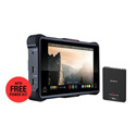 Atomos Ninja Inferno Bundle with Sony 960GB SSD & Free Power Kit