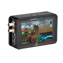 Atomos Samurai Blade Camera-Mounted Recorder Monitor WFM & Deck w/ Carry Case