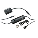 AT ATR3350iS Omnidirectional Condenser Lavalier Microphone for Smartphones