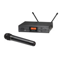 Audio Technica ATW-2120A Wireless Handheld Microphone System - I Frequency Band