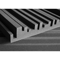 Auralex - 4 Inch Studiofoam Metro - Charcoal Gray