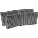Auralex - MAX-Wall 200 Mobile Acoustic Panels - (Charcoal Gray)