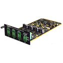 AuviTran AXC-AE8IO 4 Analog In and 4 Analog Out PCI Card for Audio Toolbox on Euroblock