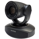 Avipas AV-1080 10x Full-HD 3G-SDI PTZ witth IP Live Streaming - Black