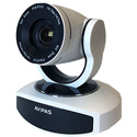Avipas AV-1080 10x Full-HD 3G-SDI PTZ with IP Live Streaming - White