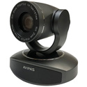 Avipas AV-1082G USB 2.0 Full HD 1080p PTZ Camera with 10X Optical Zoom and 5X Digital Zoom - Gray