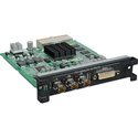 Panasonic AV-HS04M5 DVI / Analog Component Output Board for AV-HS400