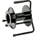 Hannay Cable Reel With Optional Drum Extension - Black