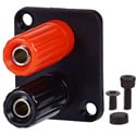 AVP UMBP2-S Maxxum Binding Post Double (2) Adapter Plate(s) and/or Hardware MIS Color-Code