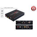 Avenview CPRO-HDM-CVIDA HDMI to Composite and S-Video Converter