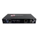 Avenview HDM-C5XD-SR 1x2 HDMI Transceiver with Loop In / Out over Single CAT5