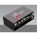 Avenview SPLIT-HDM2-T4K-4  1x4 HDMI True 4-60Hz Splitter (444) Auto EDID and Management