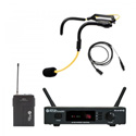 Ansr Audio 16ch Auto Scan System with AW-6 Body Pack with SP-H20