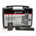 Azden 310HT UHF Camera Mount Handheld Wireless Microphone System