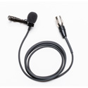 Azden EX-50H High Performance Lavalier Microphone - 4-Pin Hirose Connector