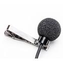 Azden LC-1 Black Lavalier Microphone Lapel Clip