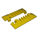 Bumble Bee 5 Channel Cable Protector (End Cap) M/F Pair