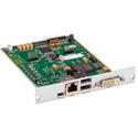 Black Box ACX1MR-DHID-C KVM Receiver DVI-D USB HID CATx Modular Ext Card