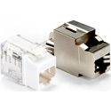Black Box FMS300 CAT6 Keystone Jack - Shielded Universal Wiring