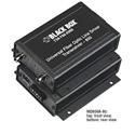 Black Box MD650A-13 Async RS232 RS422 RS485 Extender Fiber Terminal Block ST SM