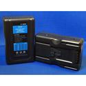 Broadcast Camera Batteries BZ-130BL V-mount Battery (Li-ion)