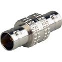 Canare BCJ-JK 12G-SDI 75 Ohm BNC Female to BNC Barrel Connector Extension Adapter