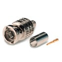 Canare BCP-VA5 75 ohm BNC Connector - Straight Plug