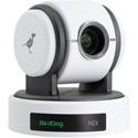 BirdDog Studio BDP100W Eyes P100 1080P Full NDI PTZ Camera with SDI - White