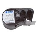 Brady M-51-427 BMP51/BMP53/BMP41 Label Maker Cartridge - Black on White/Clear