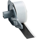 Brady M71C-1000-595-BK 1inX50ft Roll Black Indooor/Outdoor Vinyl Film Label
