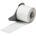 Brady M71C-2000-595-WT 2inX50ft Roll White Indooor/Outdoor Vinyl Film Label