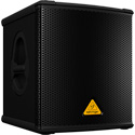 Behringer B1200D-PRO 500 Watt 12 Inch Subwoofer with Stereo Crossover