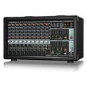 Behringer EuroPower PMP2000D 800-Watt 14-Ch Powered Mixer with Multi-FX Processor