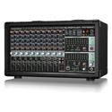 Behringer EuroPower PMP2000D 2000-Watt 14-Ch Powered Mixer with Multi-FX Processor