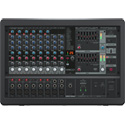 Behringer PMP580S 500-Watt 10-Channel Powered Mixer with KLARK TEKNIK Multi-FX Processor