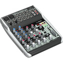 Behringer Q1002USB Portable 10-Input 2-Bus Analog Audio Mixer with USB