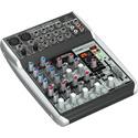 Behringer QX1002USB Premium 10-Input 2-Bus Mixer